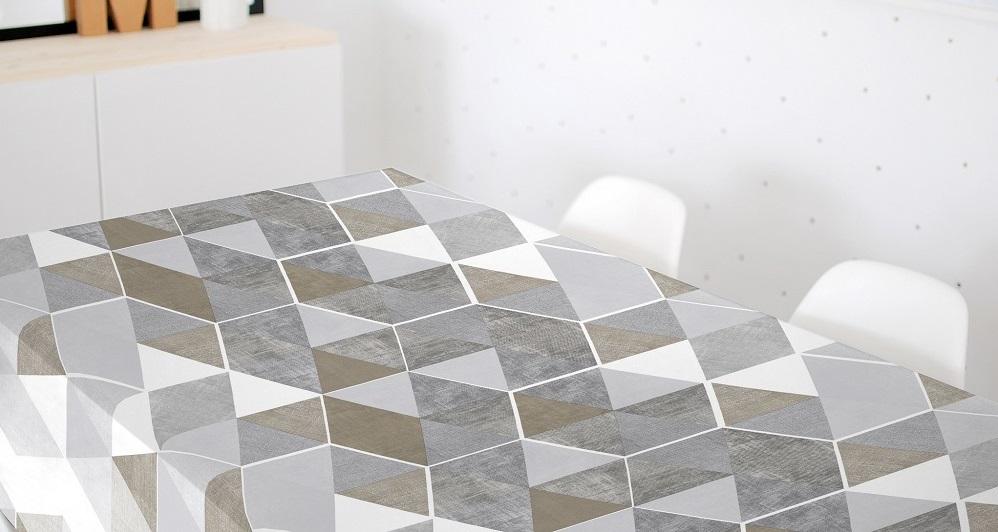 geometrisch tafelzeil