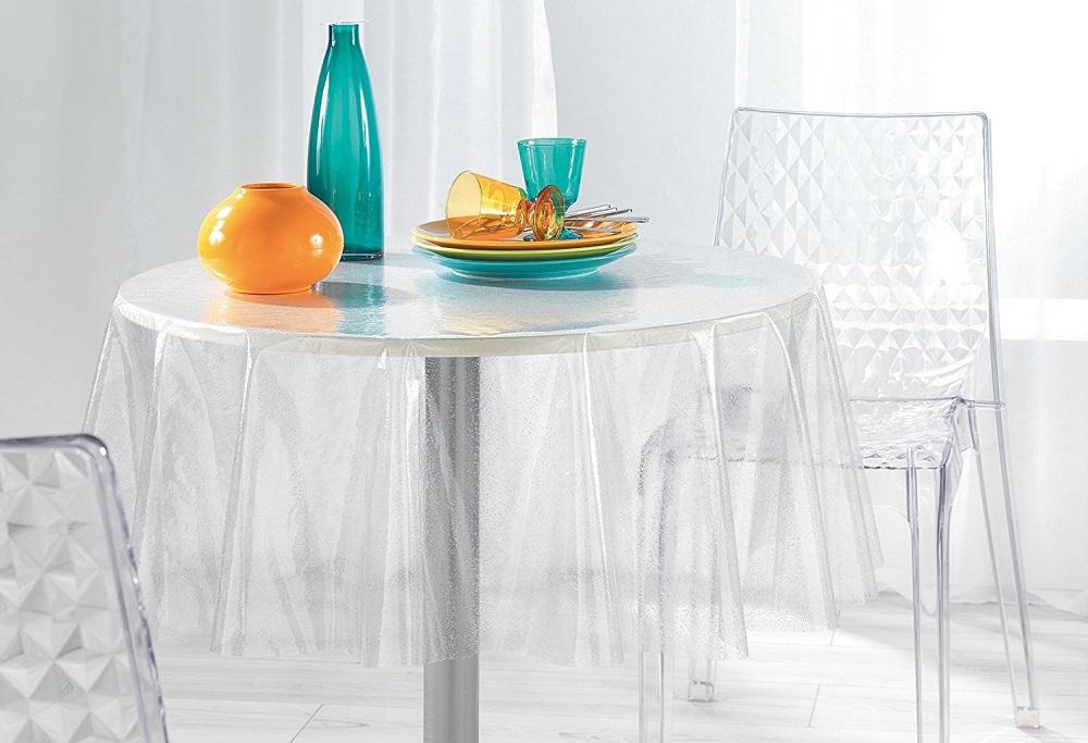 transparant tafelzeil