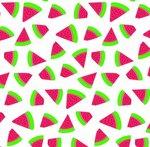 rond tafelzeil watermeloen