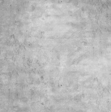 Rond tafelzeil betonlook (140cm)