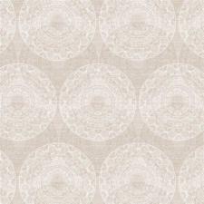 SALE tafelzeil brocanterie beige 115x140cm