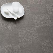 SALE Wasbaar tafelzeil zwart/creme 100x140cm