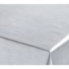 35x140 Restje tafelzeil RVS-look