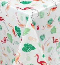 Rol tafelzeil flamingo jungle (20 meter)