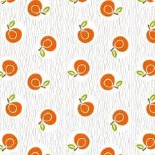 Tafelzeil sinaasappels retro