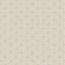 SALE Tafelzeil honingraat beige 120x140cm