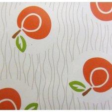 35x140 Restje tafelzeil retro sinaasappel