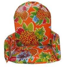 Kitsch Kitchen stoelverkleiner ranita oranje
