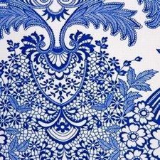45x120cm Restje Mexicaans tafelzeil paraiso blauw