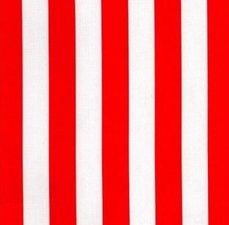 Mexicaans tafelzeil strepen rood