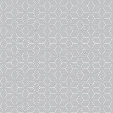 Ovaal tafelzeil geometrisch grijs