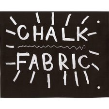 40x120cm Restje tafelzeil schoolbord zwart