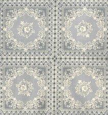 SALE tafelzeil kant rozen beige 110x140cm