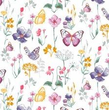 Tafelzeil vrolijke vlinders