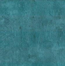 Rond tafelzeil betonlook blauw (140cm)