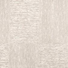SALE wasbaar tafelzeil creme/zilver 150x140cm