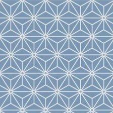 75x140cm Restje tafelzeil ice blauw