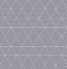 Wasbaar tafelzeil Triangle grijs