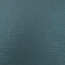 40x140cm Restje tafelzeil linnen look petrol blauw