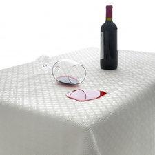 100x140cm Restje tafelbeschermer soft molton
