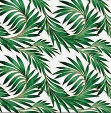 Ovaal tafelzeil tropisch regenwoud