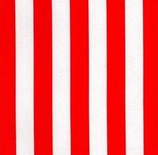 SALE Mexicaans tafelzeil strepen rood 185x120cm