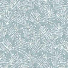 Ovaal tafelzeil bamboe zeeblauw