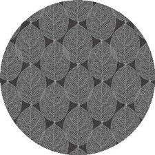 Rond tafelzeil herfstbladeren dark (ca. 137cm)