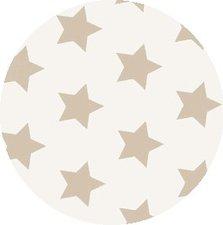 Rond tafelzeil sterren (140cm)
