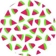 Rond tafelzeil watermeloen 140cm