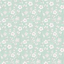 Ovaal tafelzeil daisy groen