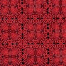 SALE tafelzeil kant rood 105x140cm