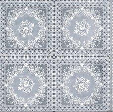 Kant tafelzeil rozen wit (leverbaar eind week 22)