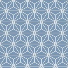 SALE tafelzeil ice blauw 135x140cm