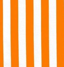 SALE Mexicaans tafelzeil strepen oranje 200x120cm