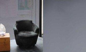 Zonwerend raamfolie statisch donkergrijs (90cm)