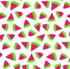 SALE Tafelzeil watermeloen 120x140cm