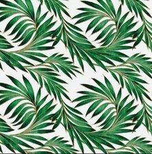 45x140cm Restje tafelzeil tropisch regenwoud