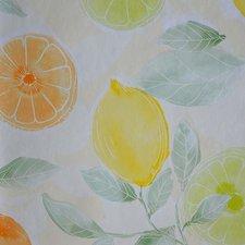 Ovaal tafelzeil citrus fruit