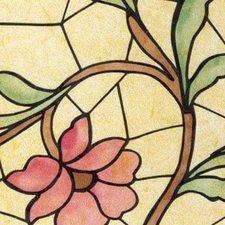 Raamfolie bloem (45cm)