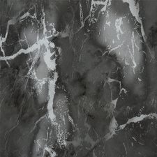 70x140cm Restje tafelzeil donker marmer