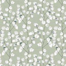 40x140cm Restje tafelzeil katoenplant groen
