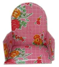 Kitsch Kitchen stoelverkleiner rosendal roze
