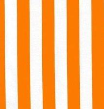 Mexicaans tafelzeil strepen oranje