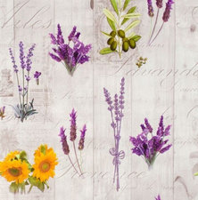 Tafelzeil lavendel Provence