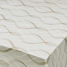 Rond tafelzeil Waves (140cm)