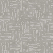 Tafelzeil couvert grijs