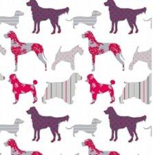 35x140 Restje tafelzeil honden