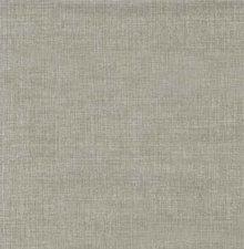 75x140cm Restje tafelzeil linnen look taupe/grijs