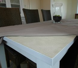 Antislip tafelkleed 120 cm breed